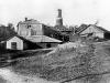 Näst sista hyttan, bilden från 1891. Foto: Th. Gehrman