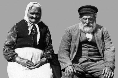 Makarna Gustaf och Maria Borg