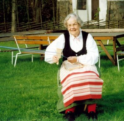 Margit Börjegren