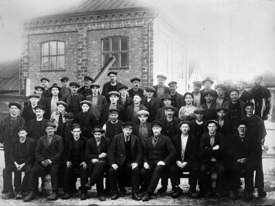 Bruksarbetare 1920-tal