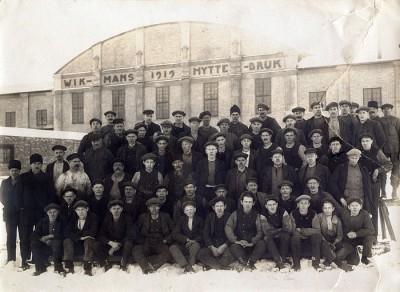 Bruksarbetare, 1920-tal