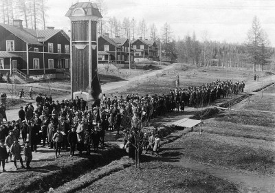 Demonstration 1928