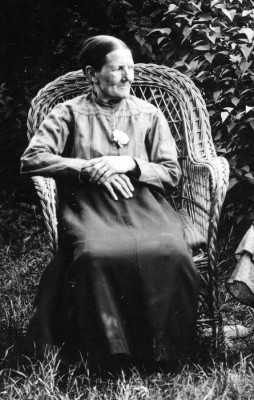 Anna Dahlgren på äldre da'r