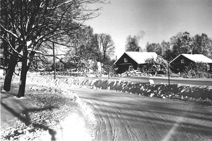 Vikmanshyttsk vintermiljö