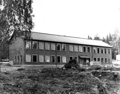 Vikmanshyttans nya skola