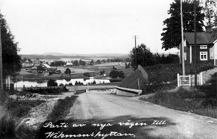 Vägen över Vretbo