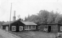 Bäcklunds liesmedja i Seebäcken