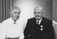 Mia och Axel Andersson