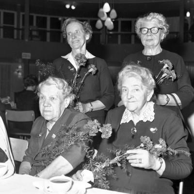 Kvinnokvartett
