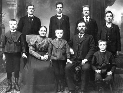 Familjen Karl & Susanna Lindborg
