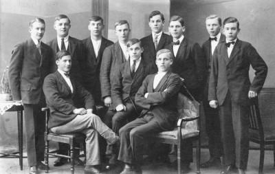 Mönstring 1922