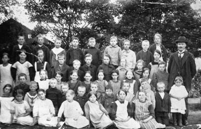 År 1917, klass 3-6
