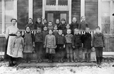 År 1918, klass 1-2