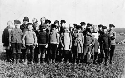 År 1924, klass 3-4