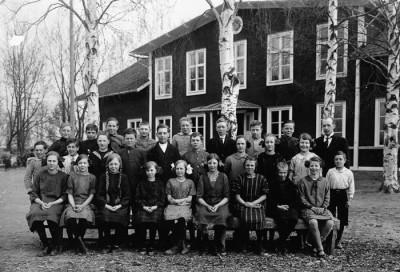 År 1926, storskolan