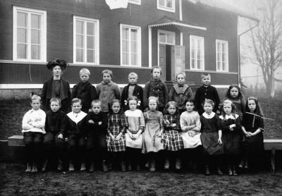 År 1913, klass 1-2