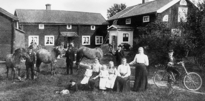 Familjen Erik & Karin Danielsson