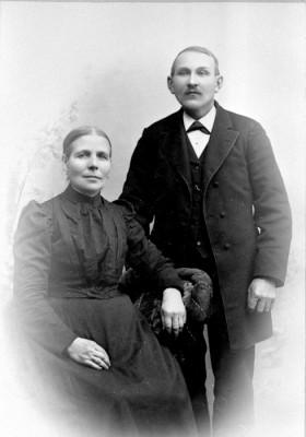Makarna Jan-Erik och Eva Löfgren