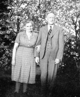 Karl och Frida Hedström
