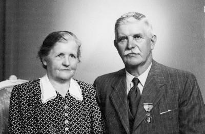 Oskar och Anna Holst