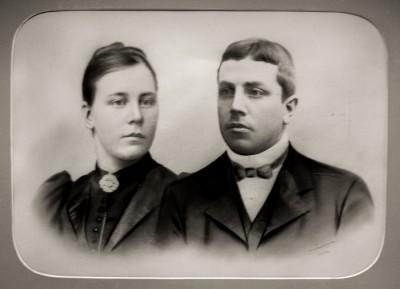 Makarna Sols-Johan och Anna Johansson
