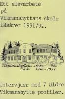 Vikmanshyttans skola 1991/92
