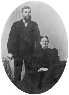 Anders och Ulrika Holst