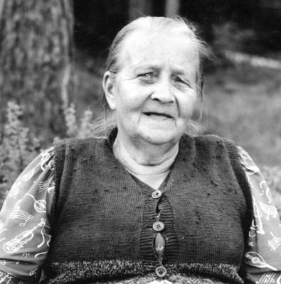 Anna Glad