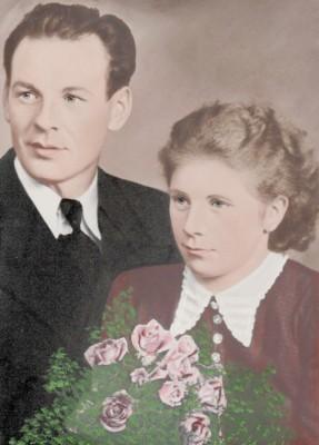 Einar och MajBritt Gustavsson