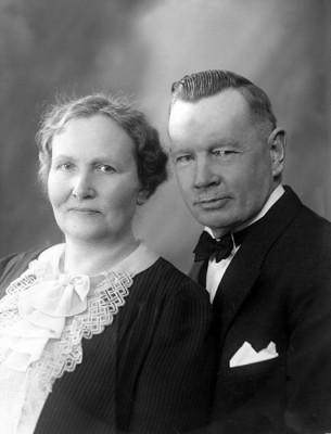 Fredrik och Hildur Sundström