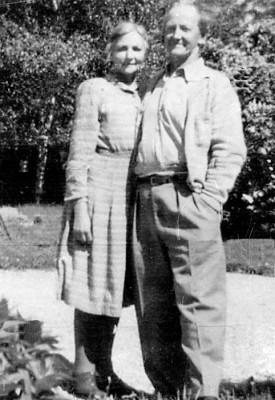 Georg och Hildur Enberg