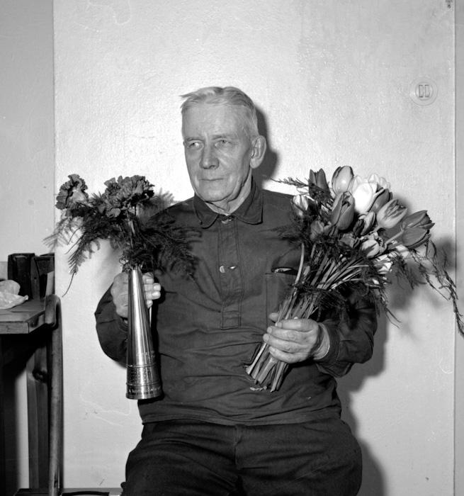 Gustaf Bergman