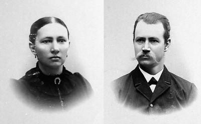 Maria och Karl Henrik Wiklund