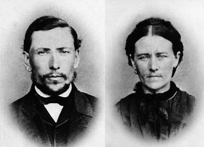 Carl Olof  och Johanna Wiklund