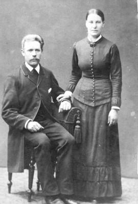 Magnus och Susanna Lindström