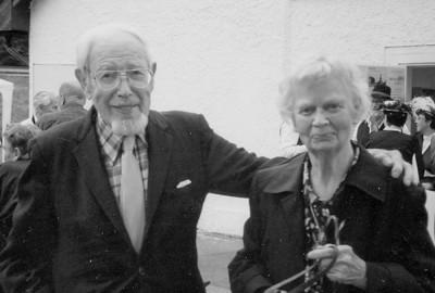 Nils och Britta Edvardsson