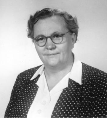 Olga Nordström