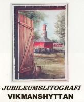 Nils E Johansson: Jubileumslitografi.