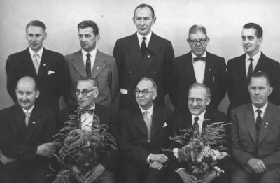 Idrottsföreningens 40-årsjubileum
