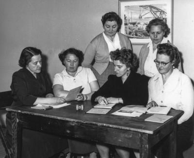 Socialdemokratiska kvinnoklubbens ledamöter
