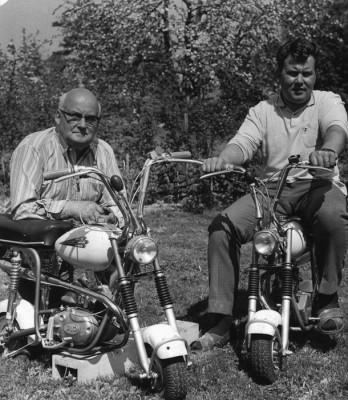 Nyt-Gustav med sonen Hans