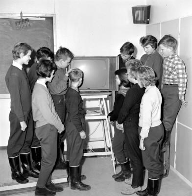 TV i Bruksskolan