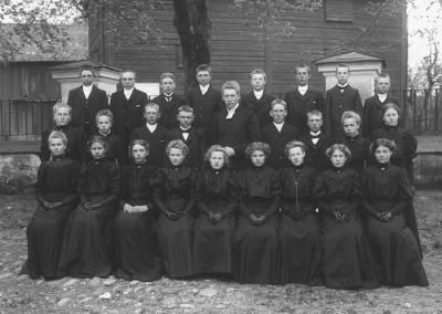 Konfirmander 1907