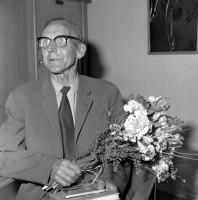Lokförare Axel Bergman