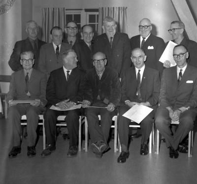 Pensionärer 1969