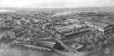 Wikmanshyttans stålindustri