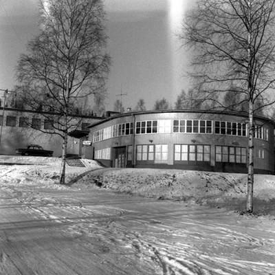 Folkets Hus före moderniseringen 1977