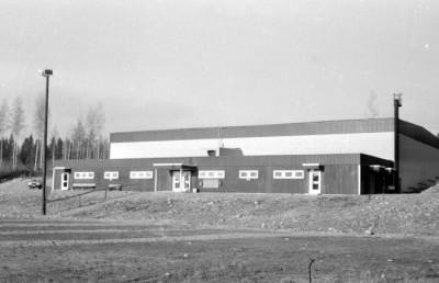 Sporthallen i Vikmanshyttan