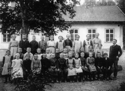 Skolminne 1907