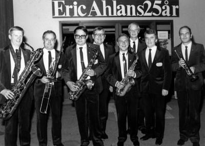 Eric Ahlans jubilerar